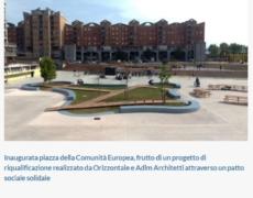 PROSSIMO APERTURA – PIAZZA COMUNITÀ EUROPEA